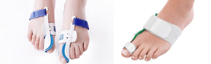 Силиконовый фиксатор от косточки на ноге отзывы