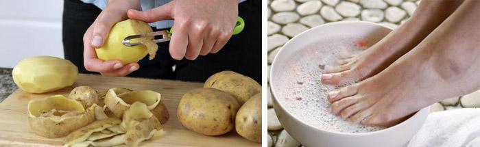 Польза картофельного отвара
