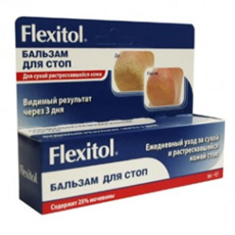 Флекситол бальзам для ног цена в туле