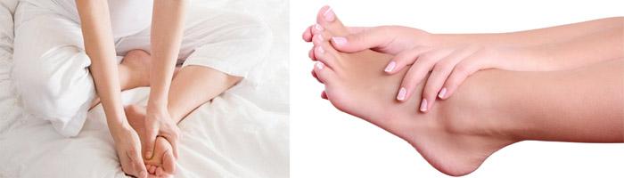 Болит стопа посередине с внутренней стороны: причины, диагностика, как лечить, профилактика