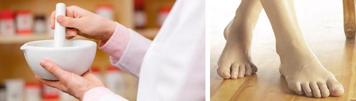 Компрессы при подагре: обезболивающие, для снятия опухоли; инструкция