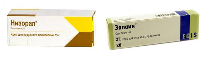 Эффективное средство от грибка на голове