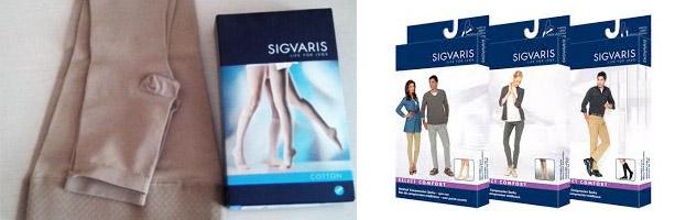 Утягивающее белье Sigvaris