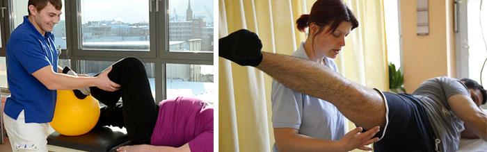 Восстановление после замены тазобедренного сустава