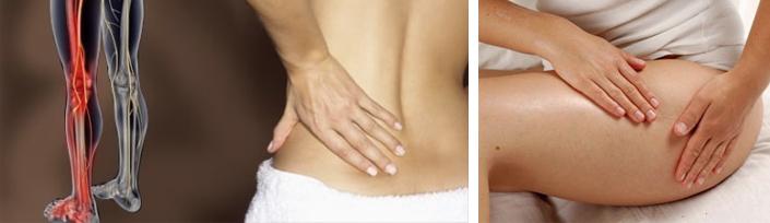Защемление нерва в тазобедренном суставе: симптомы, лечение