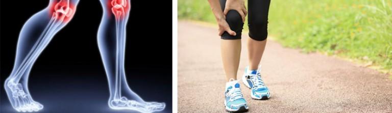 щёлкают коленные суставы что делать