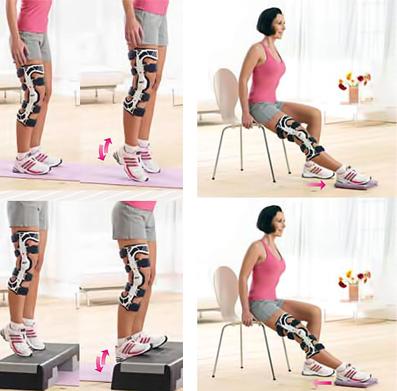 Выполнение упражнений