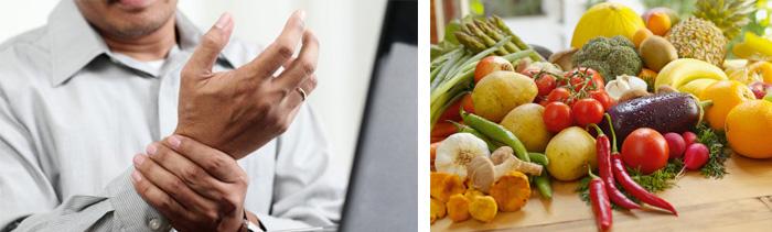 Как питаться при артрите