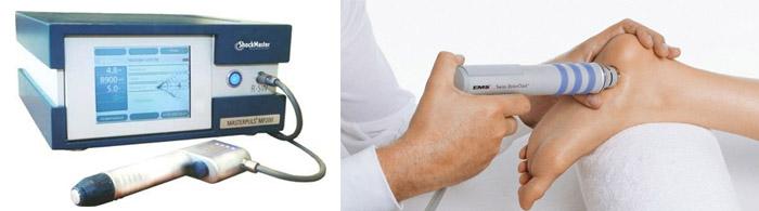 Аппарат для ударно-волнового лечения