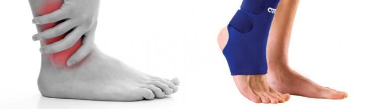 утренняя боль в голеностопных суставах
