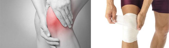 Болевые приступы в суставах