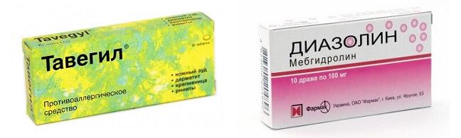 Лекарства от сухой экземы