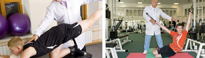 Если болят колени бубновский упражнения