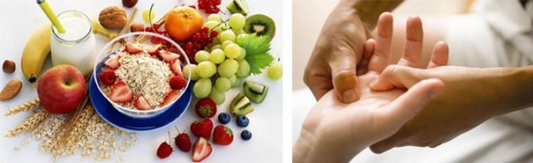 Диета при подагре: лечение и рецепты для больных