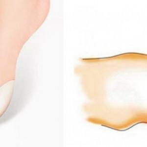 Корректор для пальца на ноге