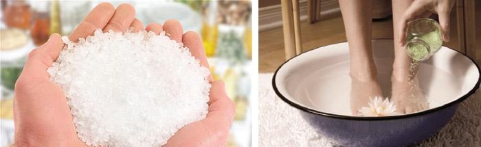 Применение морской соли