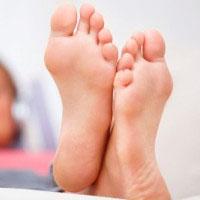 Грибок стопы: фотографии, симптомы, лечение