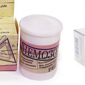 Антимозолин и Немозоль
