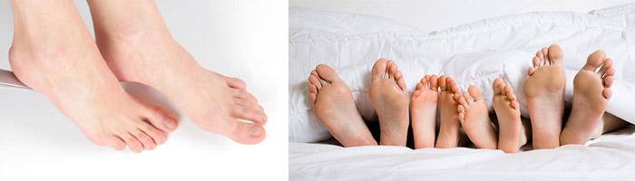 Болевые ощущения в ногах