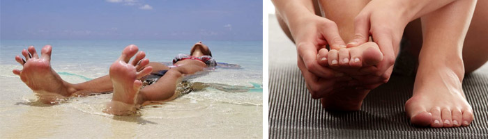 Болезненные спазмы в ногах
