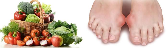 Диета при болезни суставов