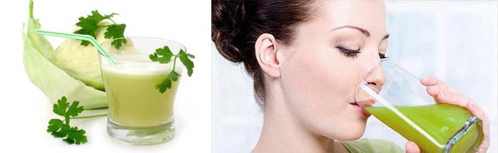 Польза овощного сока