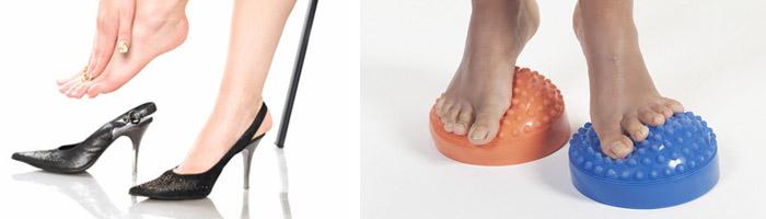 Терапия при растущей косточке на ноге
