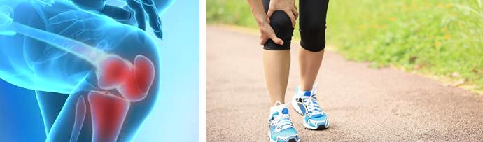 Что делать, если хрустят колени