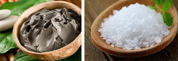 Глина и соль для суставов