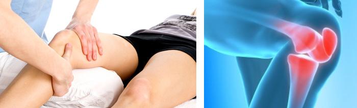 Мази от боли в коленях