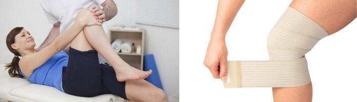 Болевые приступы в колене