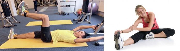 Гимнастика при суставных заболеваниях
