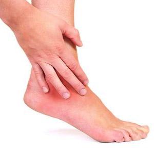 Как снять болевые ощущения в голеностопе