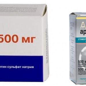 Препараты Структум и Артра