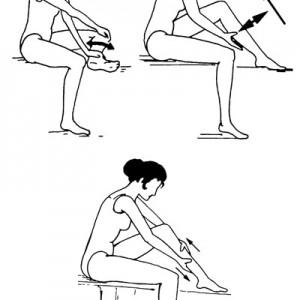 Самомассаж для укрепления сосудов