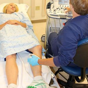 Ультразвуковая допплерография артерий и вен нижних конечностей