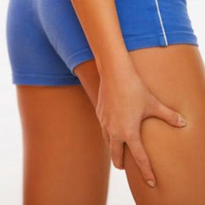 Что делать, когда болят мышцы ног от колен до ягодиц